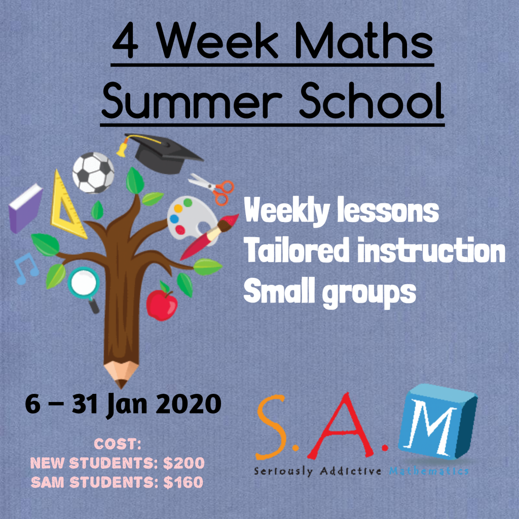 Maths Summer School 2020