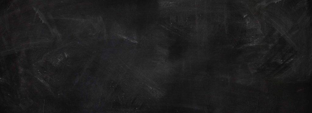 Blank chalkboard blackboard texture with copy space